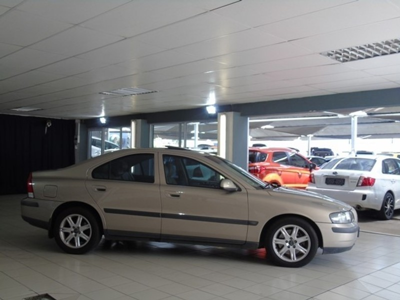 used volvo s60 a t for sale in kwazulu natal cars. Black Bedroom Furniture Sets. Home Design Ideas