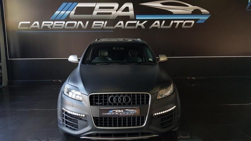 Audi q7 v12 tdi for sale gauteng 6