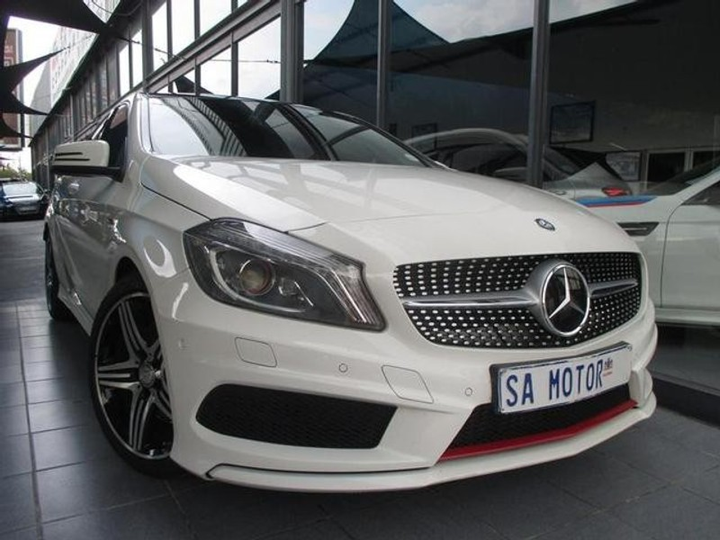 used mercedes benz a class a 250 sport a t for sale in gauteng id 3072442. Black Bedroom Furniture Sets. Home Design Ideas