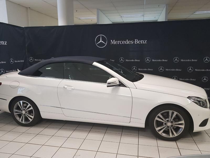Used mercedes benz e class cgi cabriolet for sale in for Mercedes benz e class cabriolet for sale