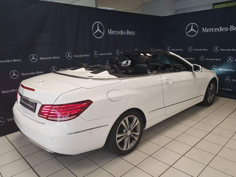 Used mercedes benz e class cgi cabriolet for sale in for Mercedes benz e320 convertible for sale