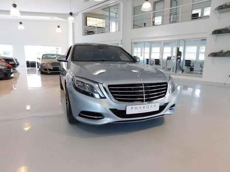 Used Mercedes Benz S Class S500 Be For Sale In Gauteng