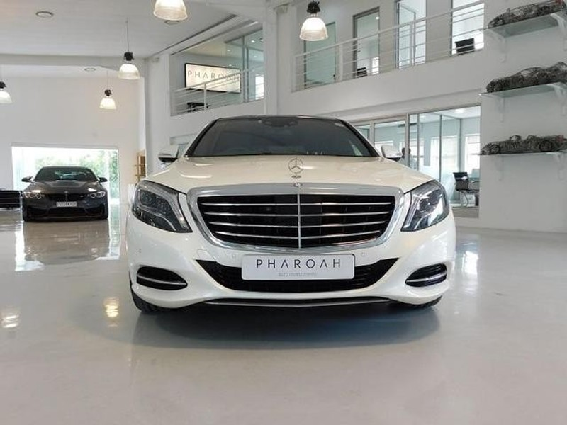 Used mercedes benz s class s 500 l be for sale in gauteng for Mercedes benz s 500 for sale used