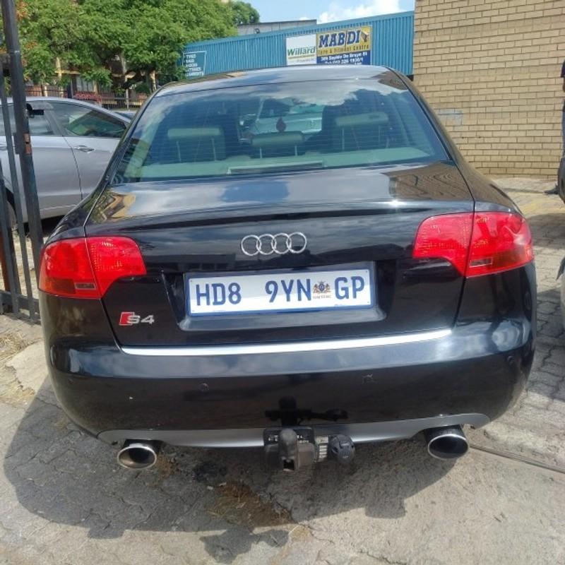 Used Audi S4 4.2 Quattro Tip For Sale In Gauteng