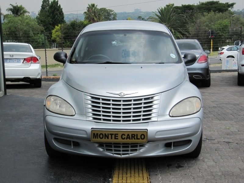 used chrysler pt cruiser 2 4 classic for sale in gauteng id 3073788. Black Bedroom Furniture Sets. Home Design Ideas