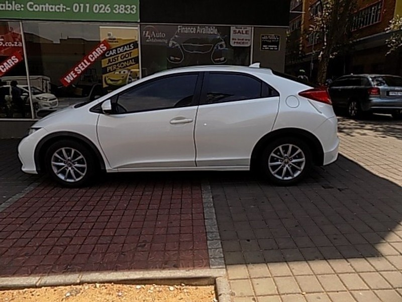 used honda civic 1 6 executive for sale in gauteng id 3074038. Black Bedroom Furniture Sets. Home Design Ideas