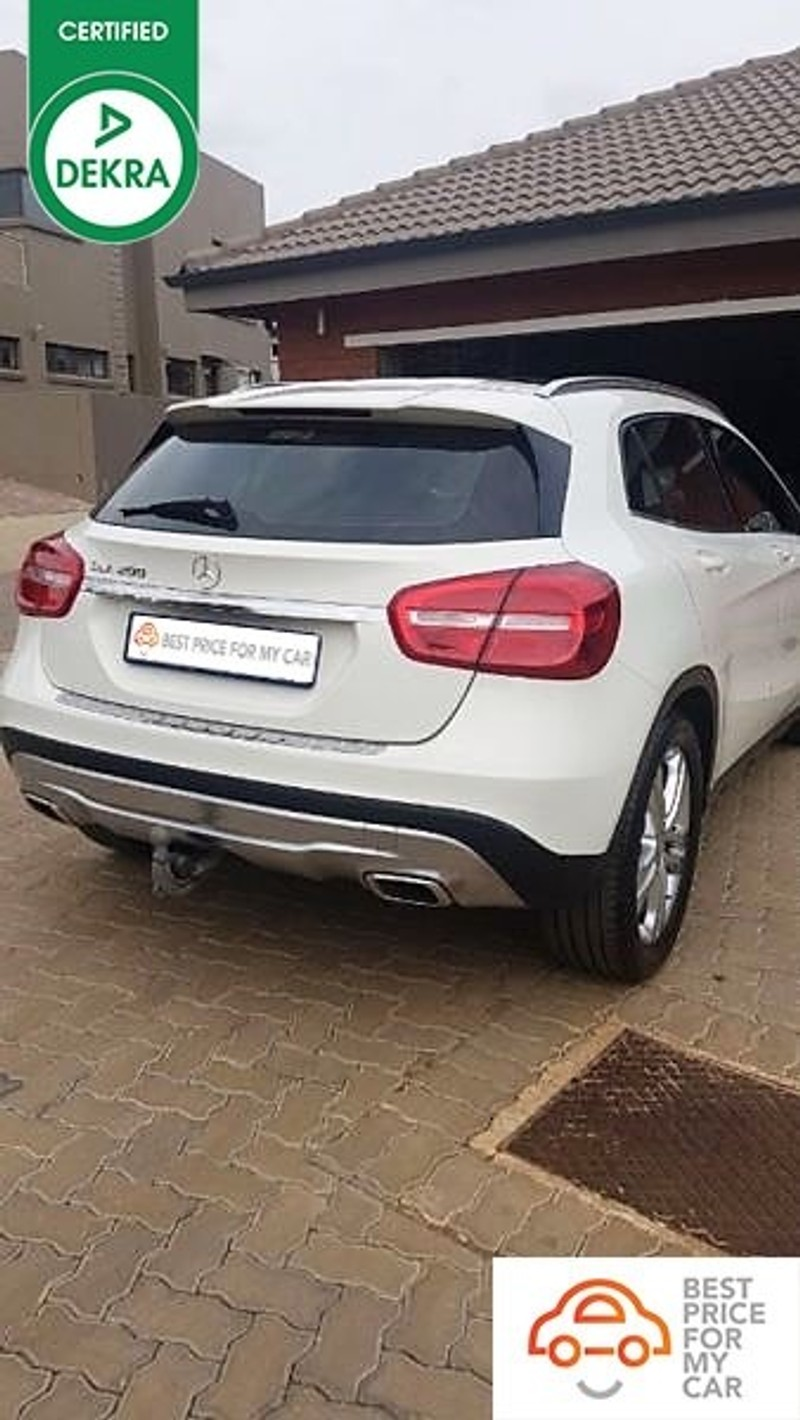 Used mercedes benz gla class 200 auto for sale in gauteng for Mercedes benz gla for sale