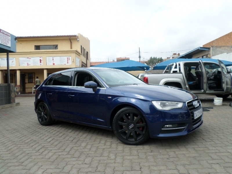 used audi a3 1 8tfsi for sale in gauteng id 3074690. Black Bedroom Furniture Sets. Home Design Ideas