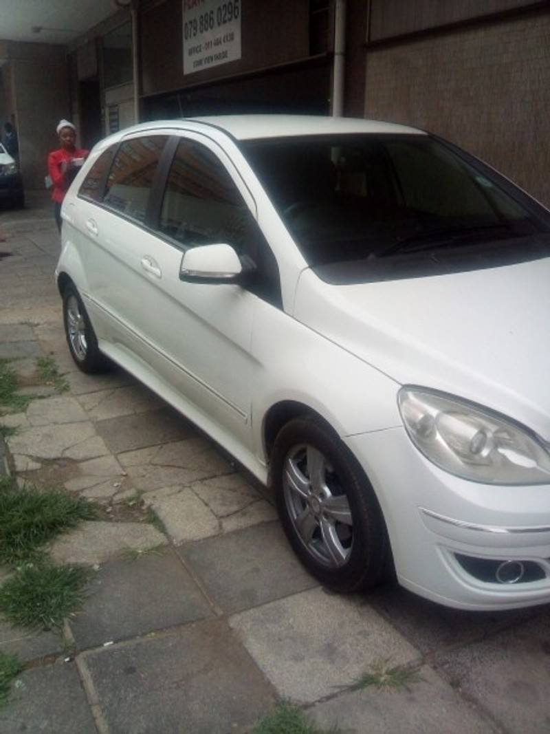Used mercedes benz b class b 200 cdi for sale in gauteng for Used mercedes benz a class for sale