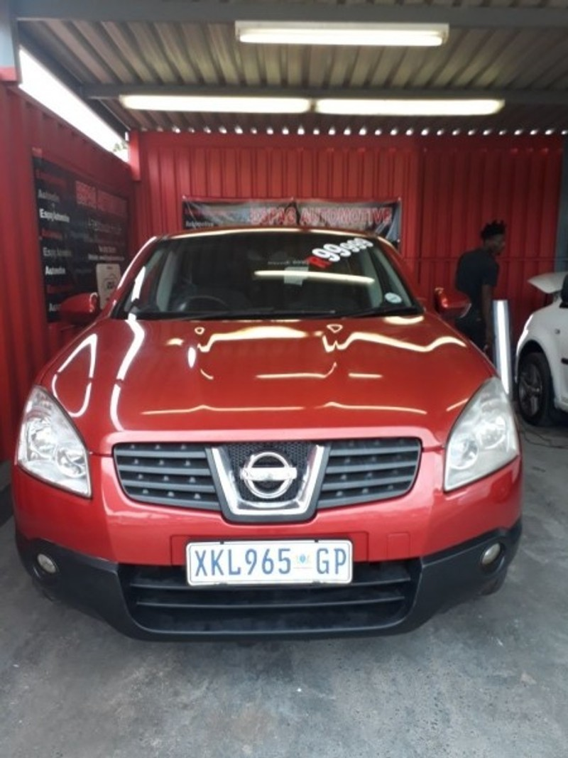 used nissan qashqai 2 0 acenta for sale in gauteng id 3074904. Black Bedroom Furniture Sets. Home Design Ideas