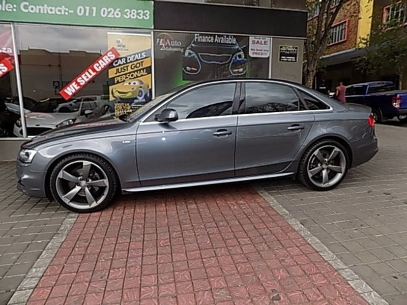 Used audi a4 for sale in sa 12
