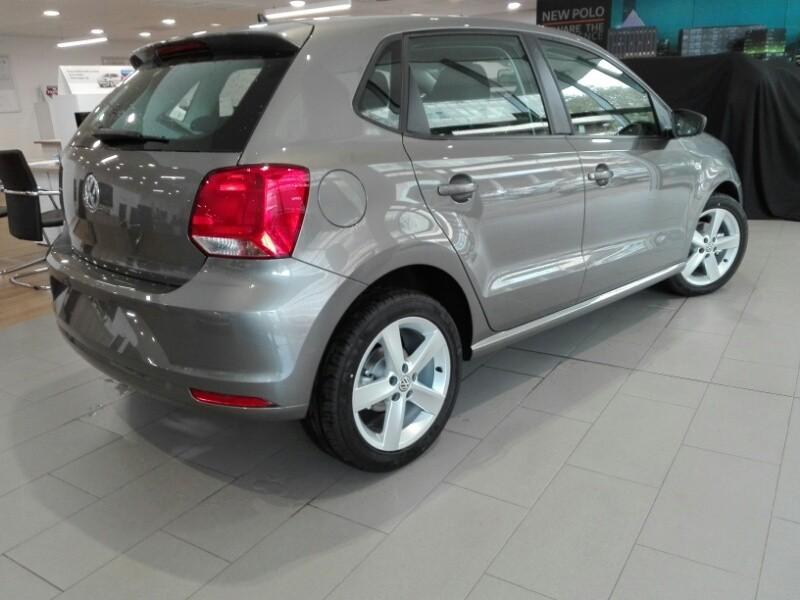 Used Volkswagen Polo Vivo 1 6 Highline 5 Door For Sale In