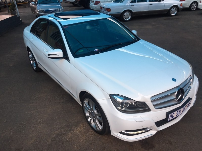 used mercedes benz c class c250 cdi be avantgarde a t for sale in gauteng id 3076606. Black Bedroom Furniture Sets. Home Design Ideas