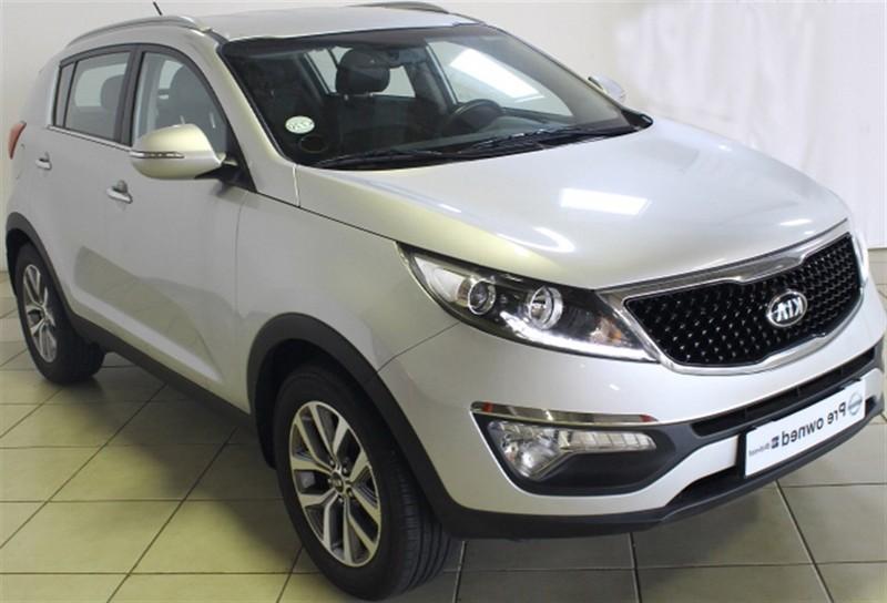 used kia sportage 2 0 auto for sale in gauteng id 3076970. Black Bedroom Furniture Sets. Home Design Ideas