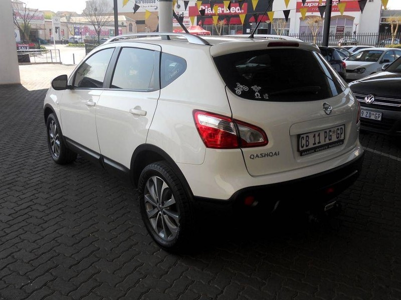 used nissan qashqai 2 0 dci acenta for sale in gauteng id 3078262. Black Bedroom Furniture Sets. Home Design Ideas
