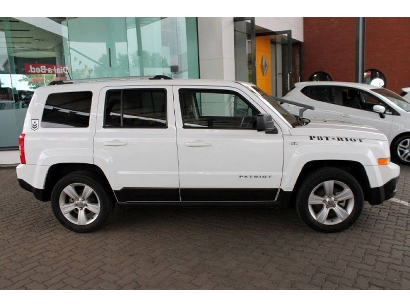 used jeep patriot 2 4 limited for sale in gauteng id 3078282. Black Bedroom Furniture Sets. Home Design Ideas