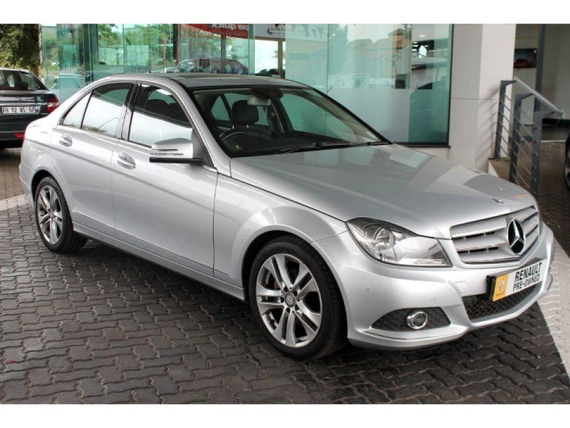 Used mercedes benz c class c200 be avantgarde a t for sale for Mercedes benz c class used cars for sale