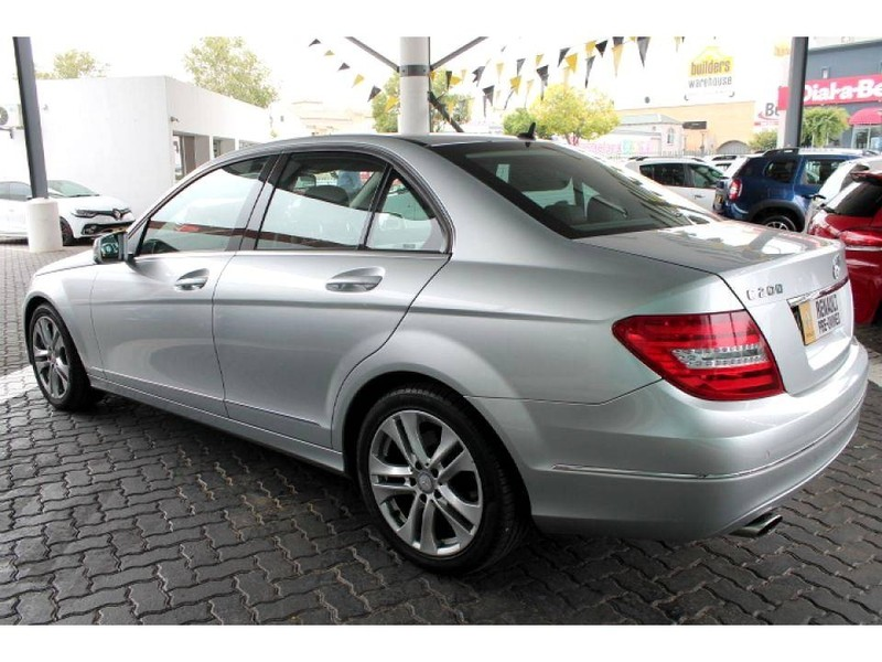 Used mercedes benz c class c200 be avantgarde a t for sale for Used 2012 mercedes benz c300 for sale