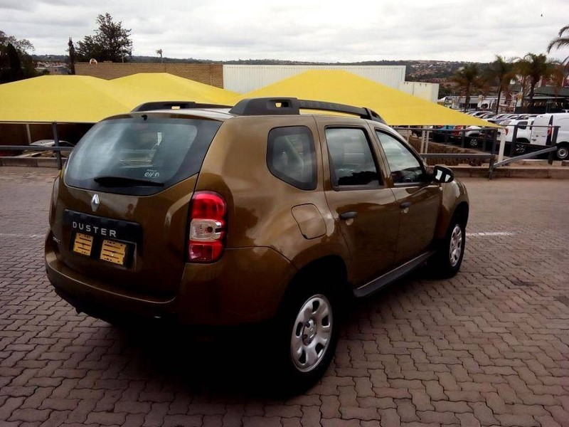 used renault duster 1 6 expression for sale in gauteng id 3078336. Black Bedroom Furniture Sets. Home Design Ideas