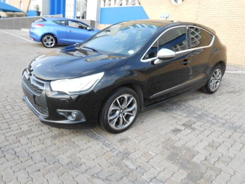 used citroen ds4 1 6 thp 200 sport 5dr for sale in gauteng id 3078360. Black Bedroom Furniture Sets. Home Design Ideas