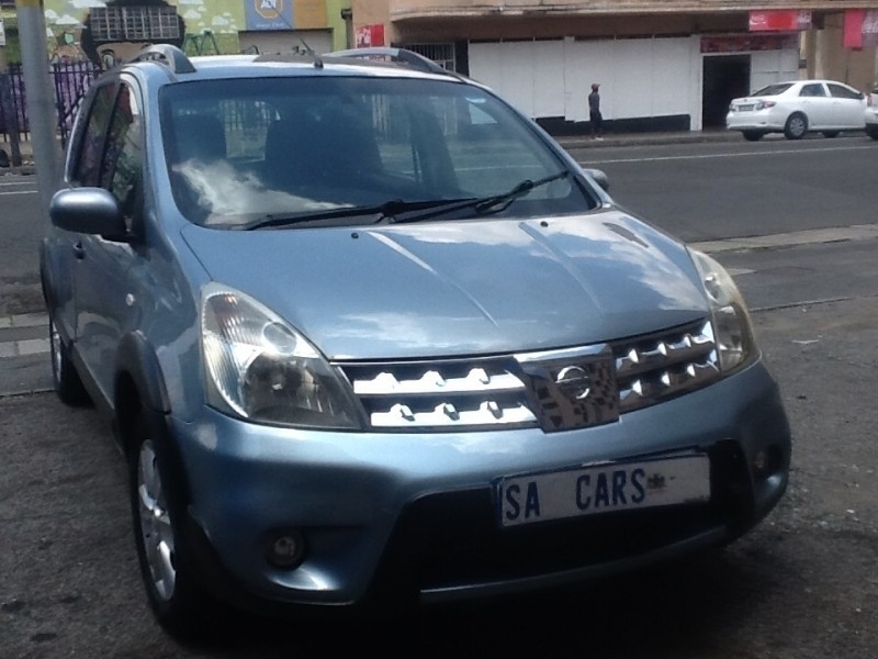 Used Nissan Livina 1 6 Visia X Gear For Sale In Gauteng