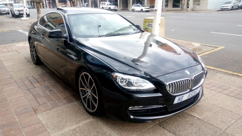 used bmw 6 series 650i coupe m sport auto for sale in kwazulu natal id 3080534. Black Bedroom Furniture Sets. Home Design Ideas