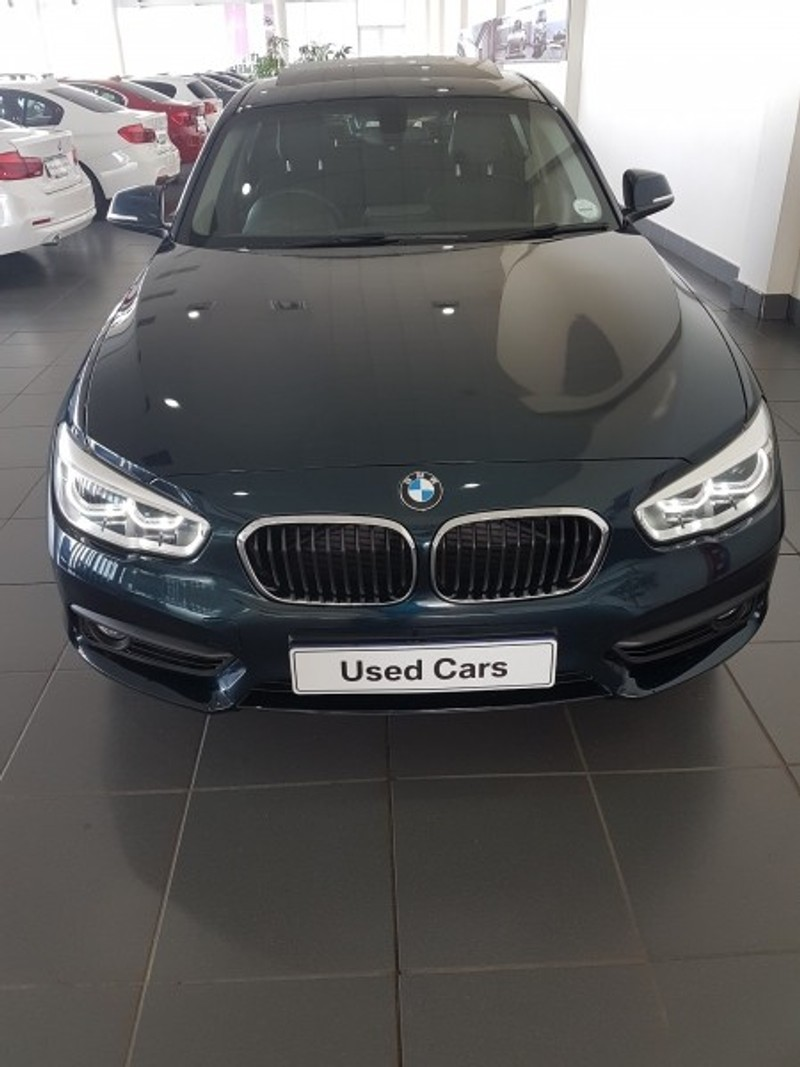 used bmw 1 series 120i 5dr auto f20 for sale in. Black Bedroom Furniture Sets. Home Design Ideas