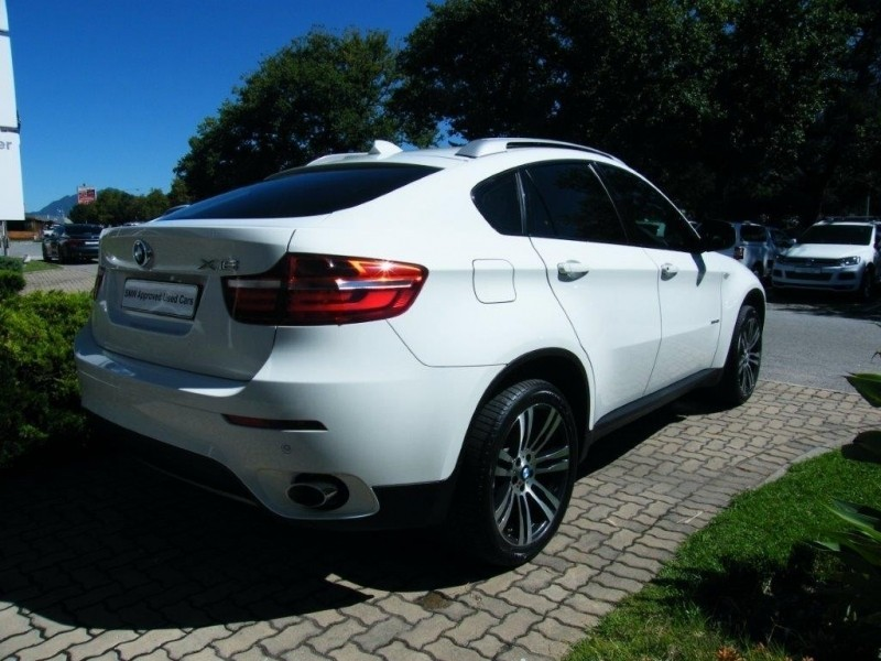 Used Bmw X6 Xdrive 40d For Sale In Western Cape Cars Co