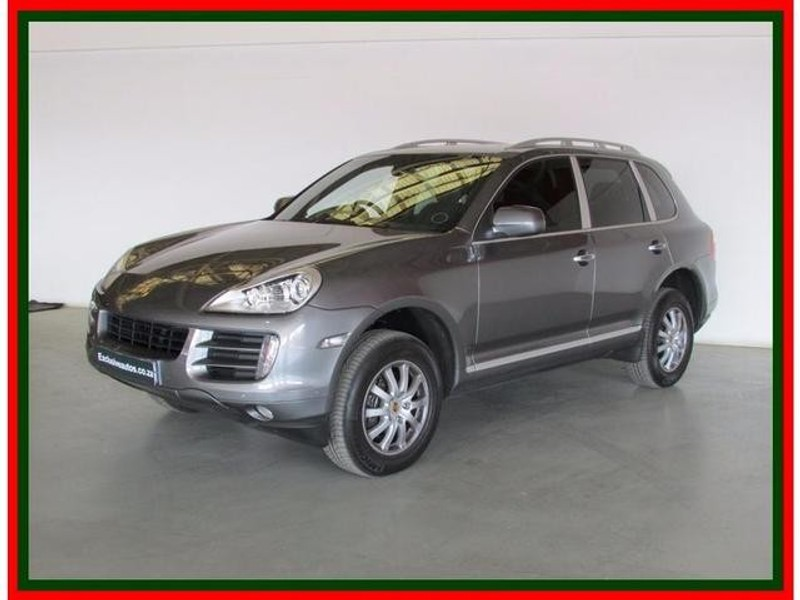 used porsche cayenne tiptronic for sale in gauteng id 3081134. Black Bedroom Furniture Sets. Home Design Ideas