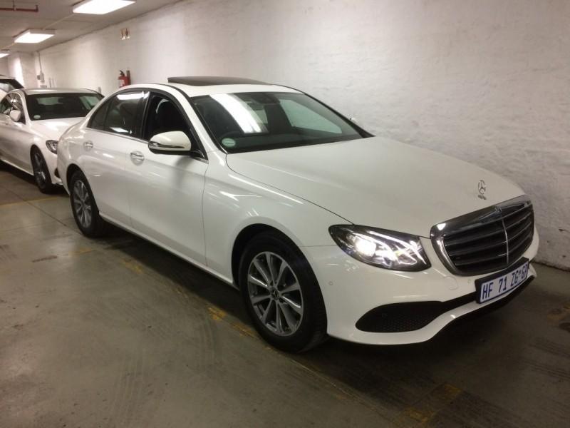 Used mercedes benz e class e 220d for sale in gauteng for Mercedes benz pretoria