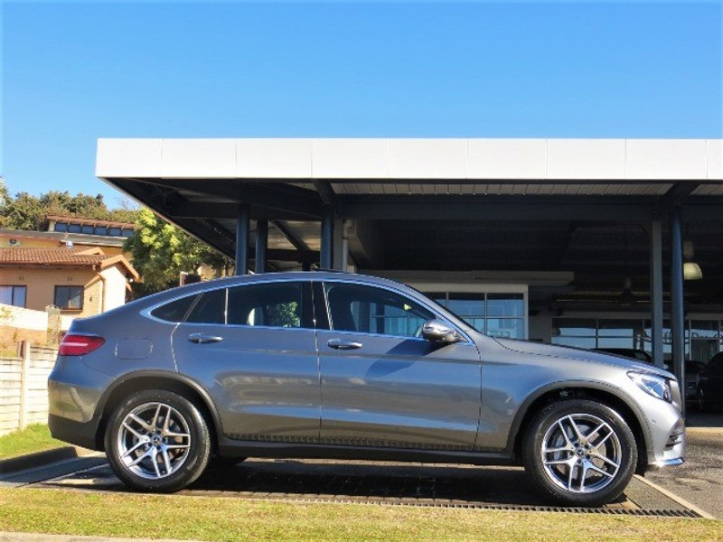Used mercedes benz glc coupe 220d amg for sale in kwazulu for Mercedes benz 220d for sale