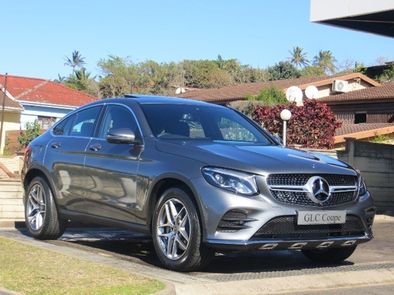 used mercedes benz glc coupe 220d amg for sale in kwazulu natal id 3081694. Black Bedroom Furniture Sets. Home Design Ideas