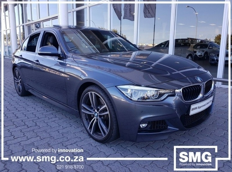 used bmw 3 series 340i m sport auto for sale in western cape id 3081712. Black Bedroom Furniture Sets. Home Design Ideas