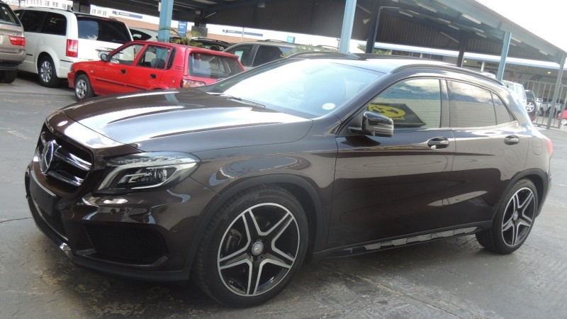 Used Mercedes-Benz GLA-Class 250 4Matic for sale in Gauteng - Cars.co.za (ID:3081722)