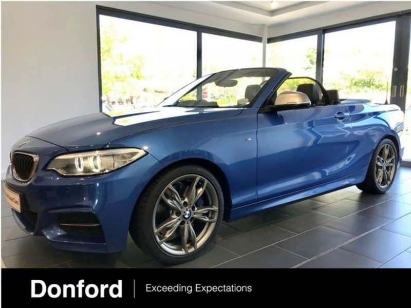 used bmw m2 m235 convertible auto f23 for sale in western cape id 3081814. Black Bedroom Furniture Sets. Home Design Ideas