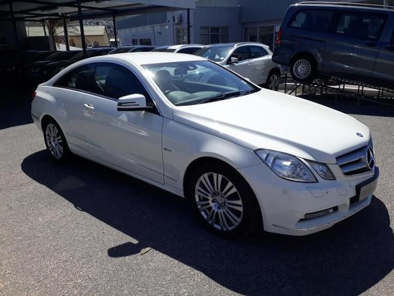 used mercedes benz e class e250 cgi coupe for sale in