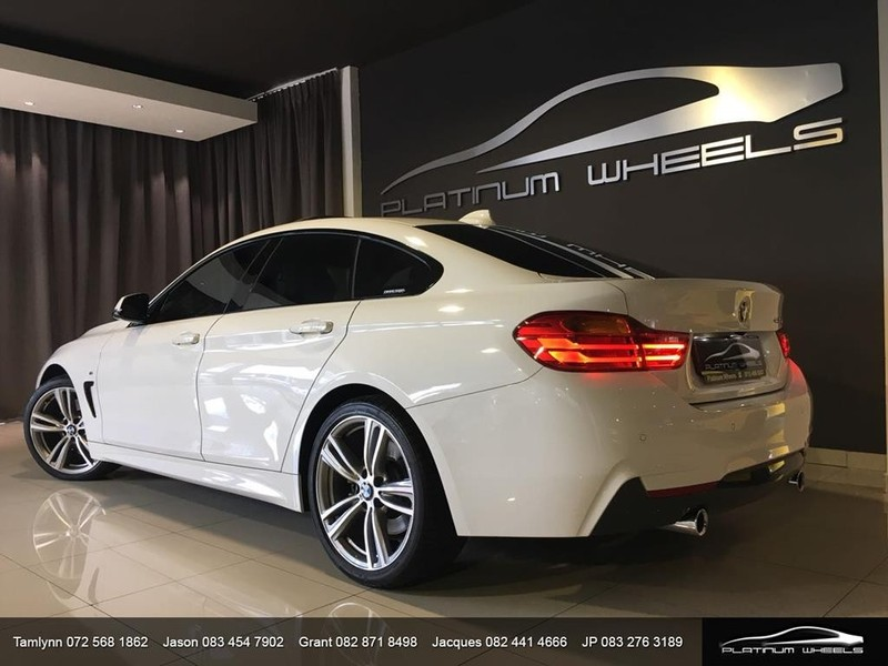 Used BMW 4 Series 435i Gran Coupe M Sport Auto for sale in ...