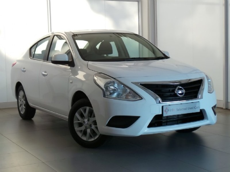 Used Nissan Almera 1 5 Acenta For Sale In Western Cape
