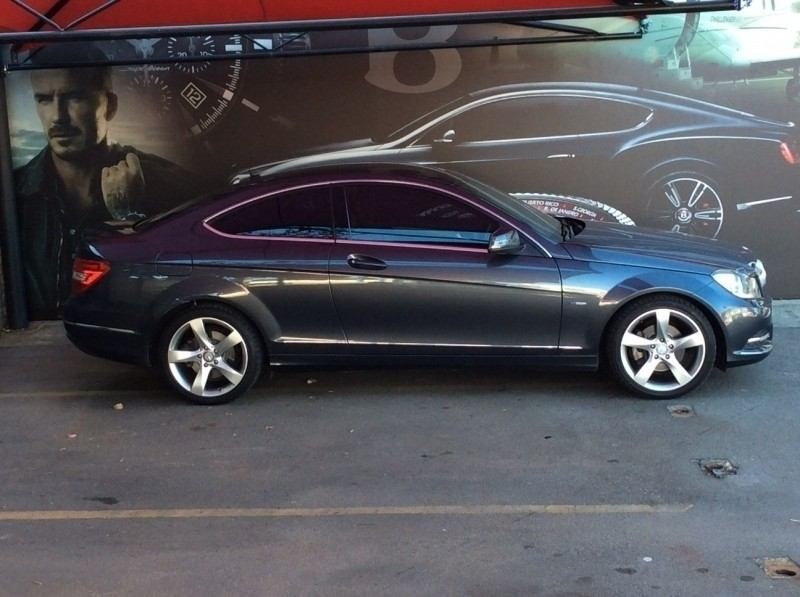 used mercedes benz c class c250 cdi be coupe a t for sale in gauteng id 3084160. Black Bedroom Furniture Sets. Home Design Ideas