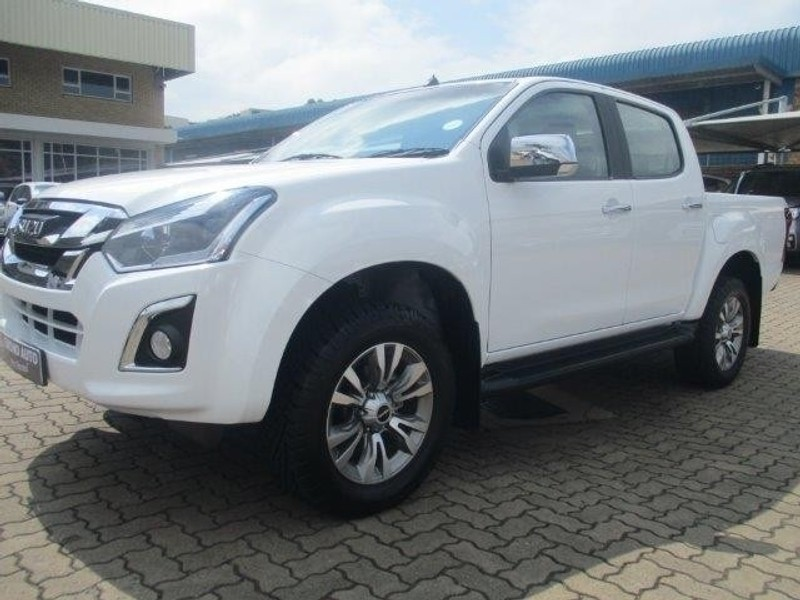 Used Isuzu Kb Series 300 D Teq Lx Double Cab Bakkie For