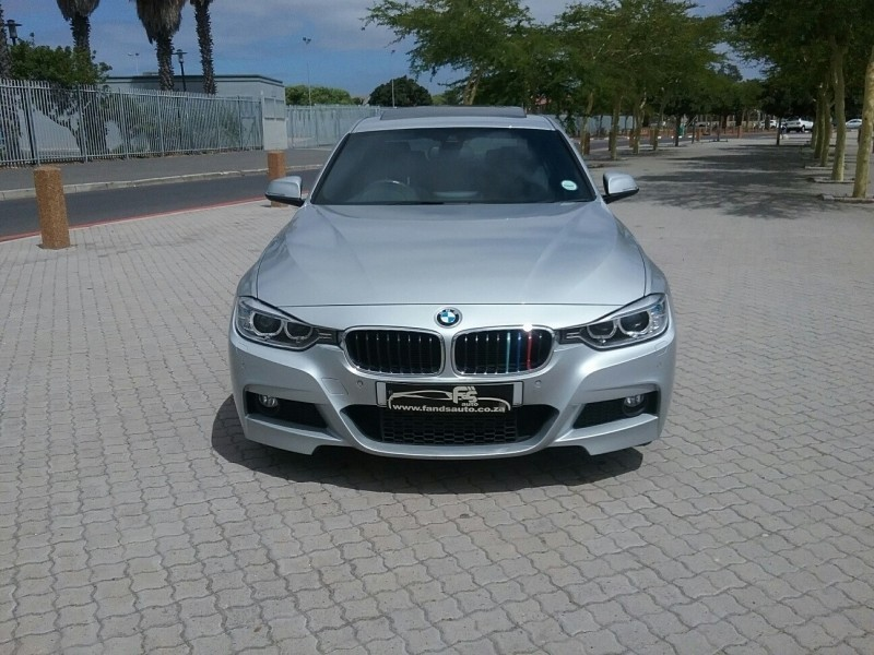 used bmw 3 series 328i m sport line a t f30 for sale in western cape id 3084228. Black Bedroom Furniture Sets. Home Design Ideas