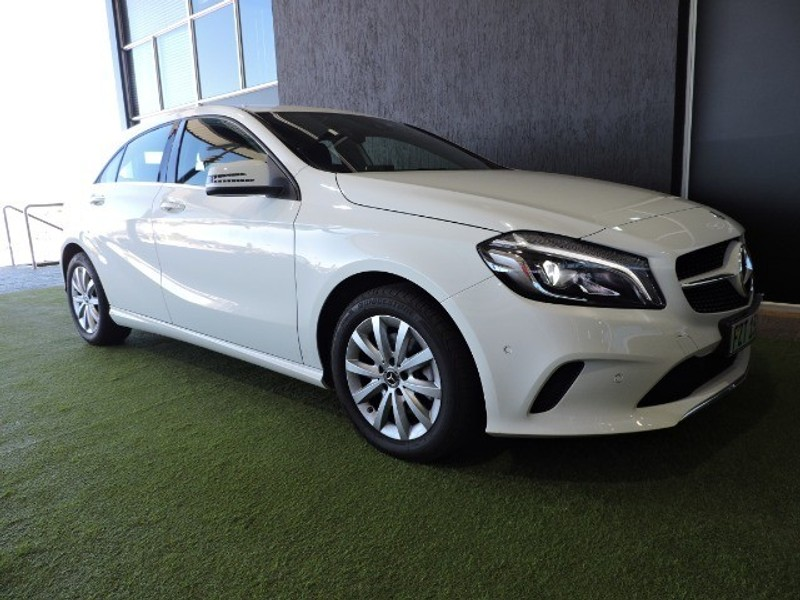 Used mercedes benz a class a 200 urban auto for sale in for Mercedes benz seat belt purse