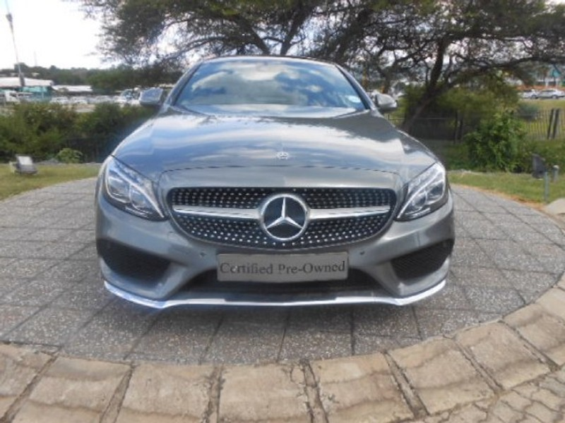 Used mercedes benz c class c300 amg coupe for sale in for 2017 mercedes benz c300 coupe for sale