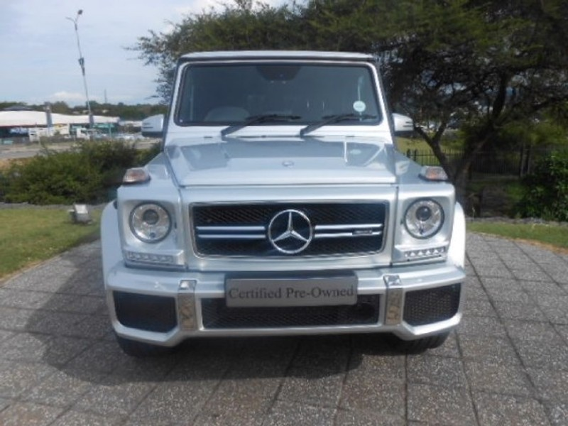 Used mercedes benz g class g63 amg for sale in mpumalanga for Used mercedes benz g63 for sale