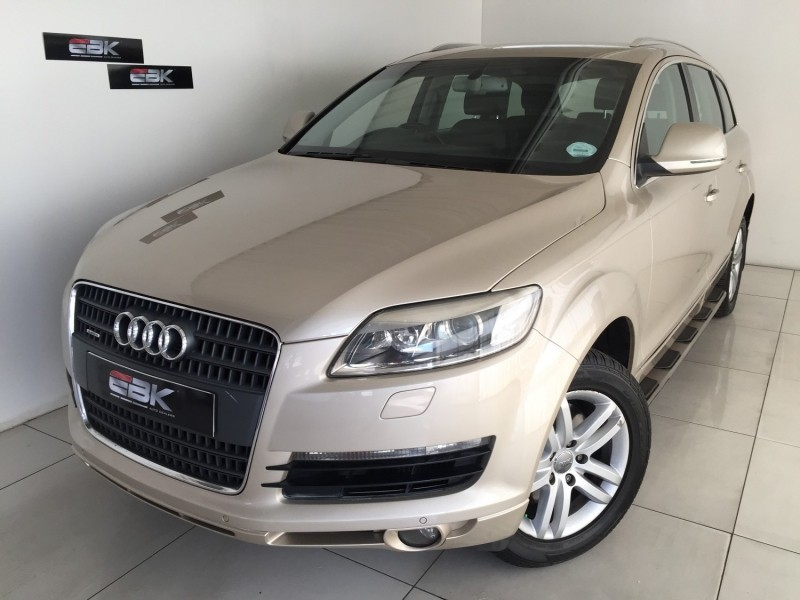 Used audi q7 for sale in johannesburg 13