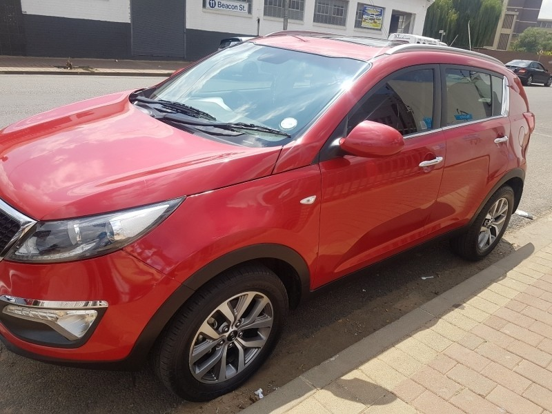 used kia sportage 2 0 for sale in gauteng id 3084506. Black Bedroom Furniture Sets. Home Design Ideas