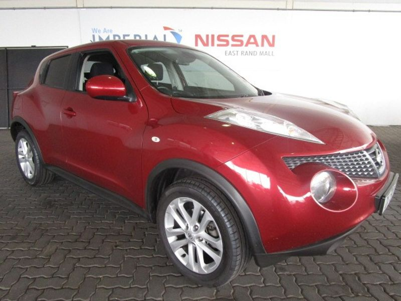 used nissan juke 1 6 acenta for sale in gauteng id 3085586. Black Bedroom Furniture Sets. Home Design Ideas