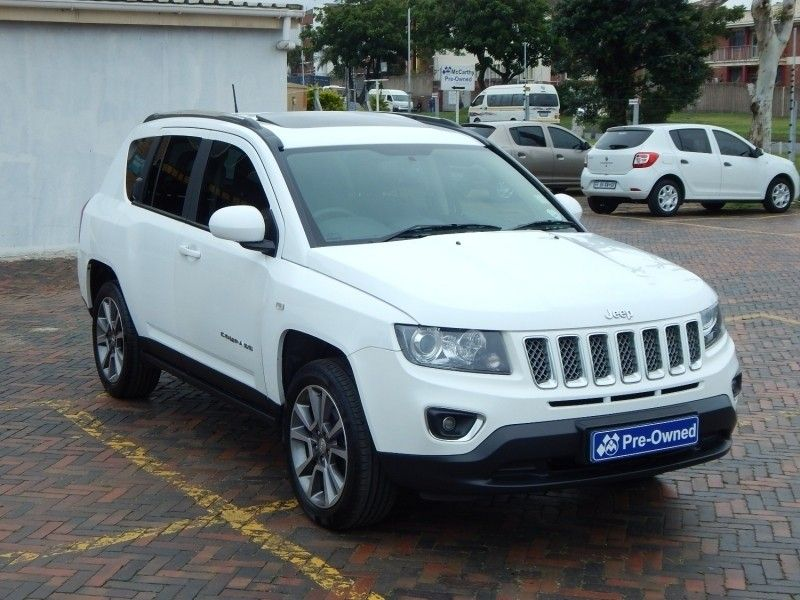 used jeep compass 2 0 cvt ltd for sale in kwazulu natal id 3086586. Black Bedroom Furniture Sets. Home Design Ideas