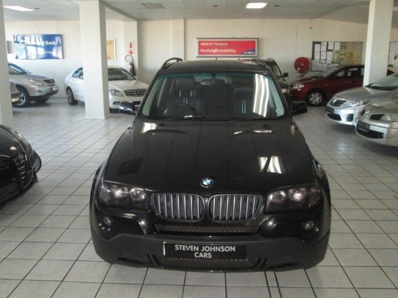 used bmw x3 a t for sale in western cape. Black Bedroom Furniture Sets. Home Design Ideas