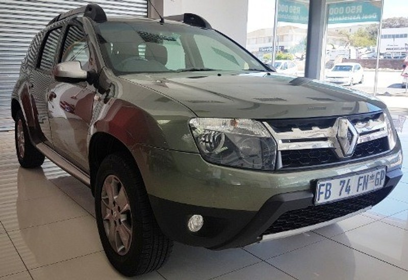used renault duster 1 6 dynamique for sale in eastern cape id 3087310. Black Bedroom Furniture Sets. Home Design Ideas